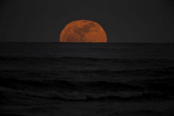 Moon Images Tonight Tonight's Full Moon From